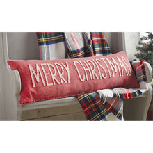 Load image into Gallery viewer, Merry Christmas Pillow