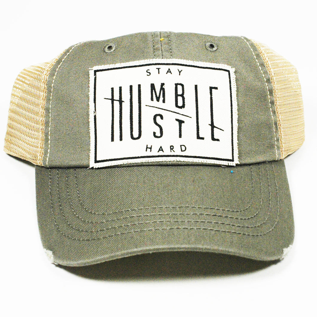 Stay Humble Baseball Cap