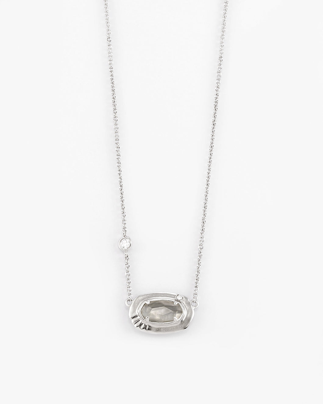 Anna Short Pendant Necklace