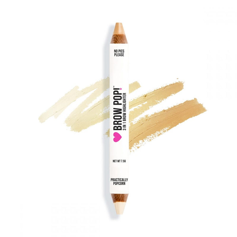 PONi Brow Pops brow highlighter, eyeshadow primer & concealer