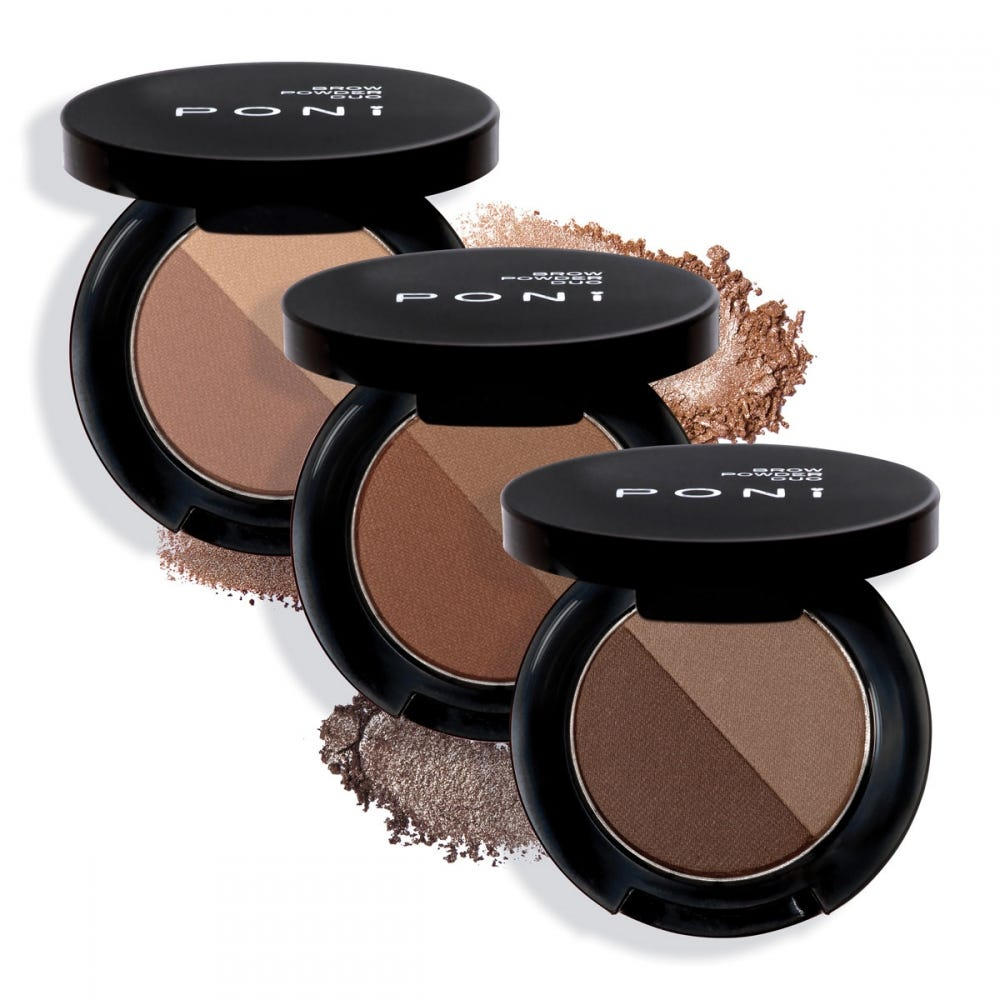 PONi Eyebrow Powder Duo