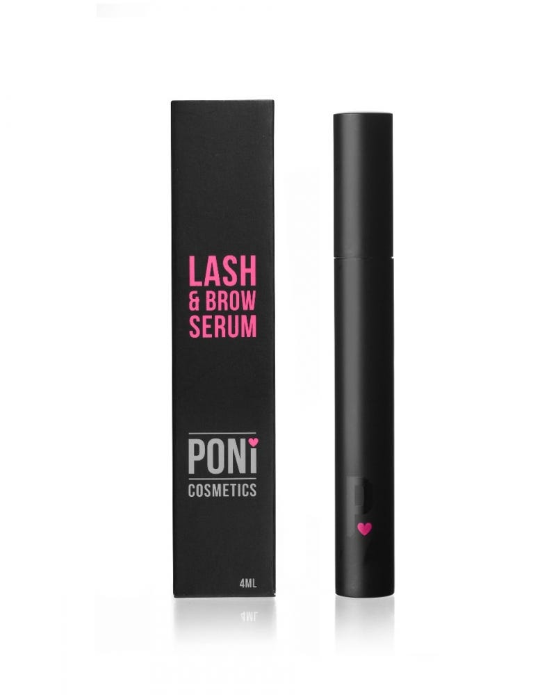 PONi Eyelash and Eyebrow Growth Serum