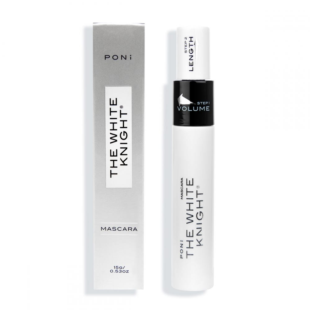 PONi The White Knight Waterproof Mascara