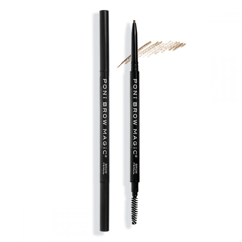 PONi Brow Magic award winning eyebrow pencil