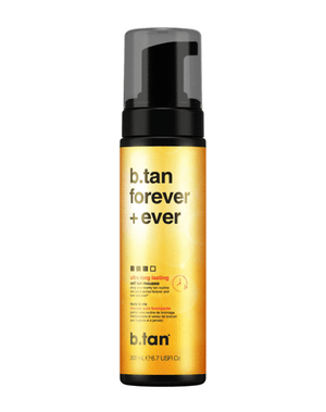 B.Tan Forever + Ever Self Tan Mousse