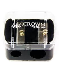 Crown Dual lipliner &  eyeliner Sharpener
