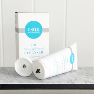 ESMI The Uncomplicated Face Cleanser with Charcoal