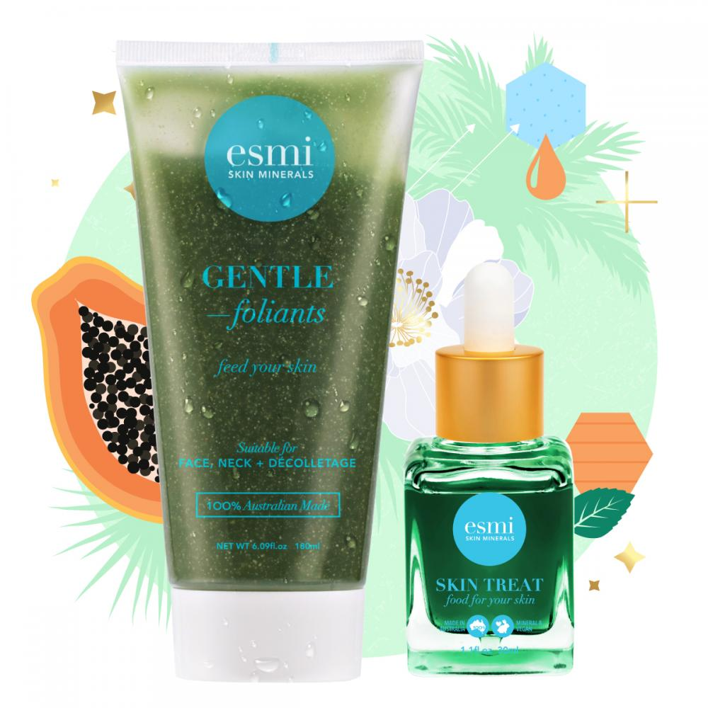 ESMI OILY SKIN PERFECT PAIR