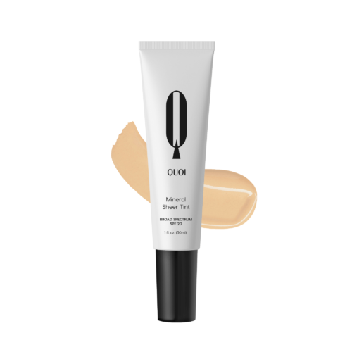 Quoi Radiant Finish Sheer Mineral Tint Foundation