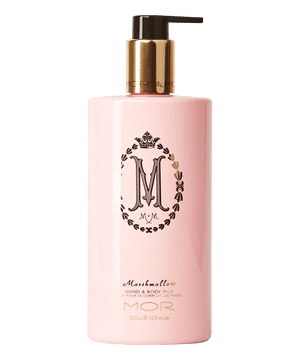 MOR Hand and Body Moisturiser Milks 500ml