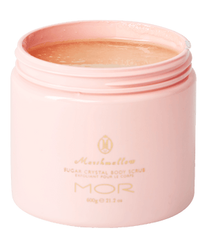 MOR Sugar Body Exfoliating Scrubs 600g