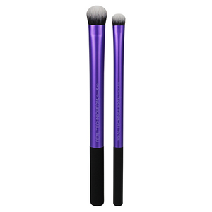 Real Techniques Instapop Eye Duo Makeup Brush Set