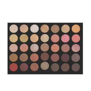 Crown Pro Rose Gold Ultra Pigmented Eye Shadow Palette