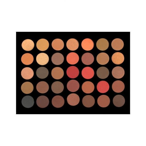 Crown Pro High Pigmented Scandalous Eye Shadow Palette