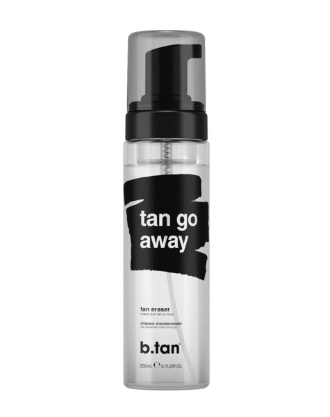 Btan Tan Go Away Tan Eraser