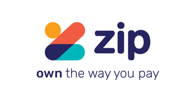 NOW WITH ZIP Pay