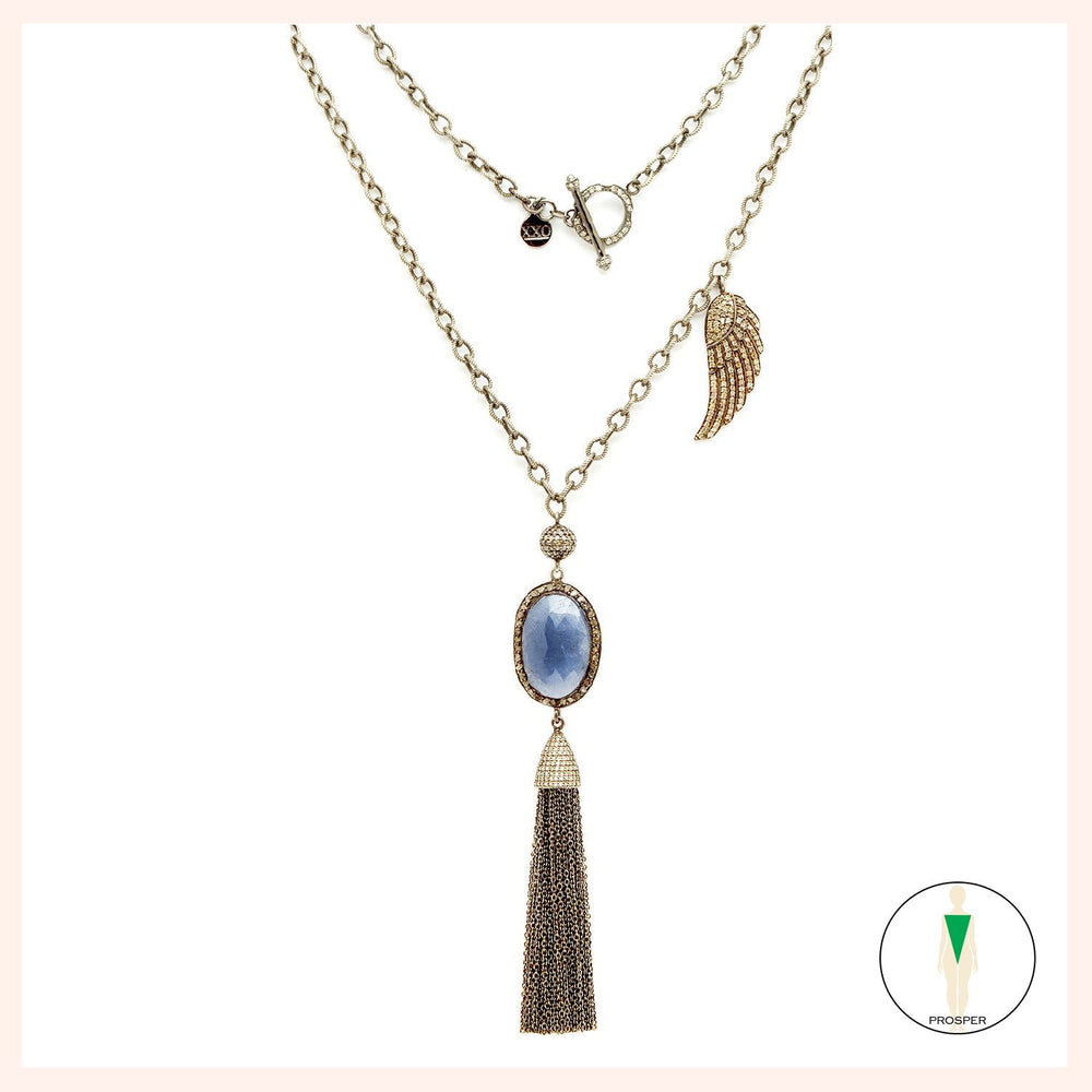 Dream Wing Necklace