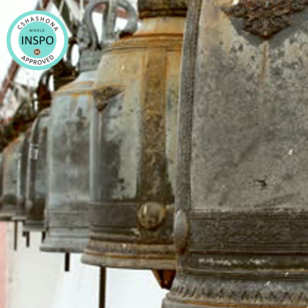 Antique Harmony Bell
