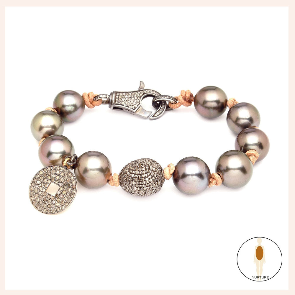 One of a Kind Tahitian Pearl Dreams Bracelet