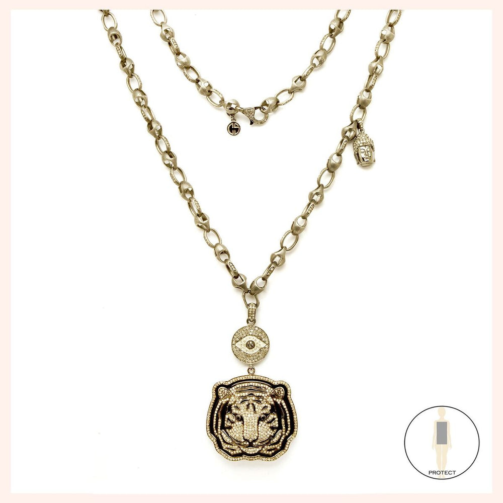 Goddess Kali Necklace