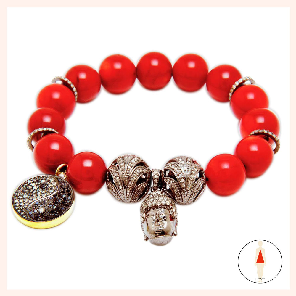 Goddess Icon of Beauty- Alluring and Irresistible Bracelet