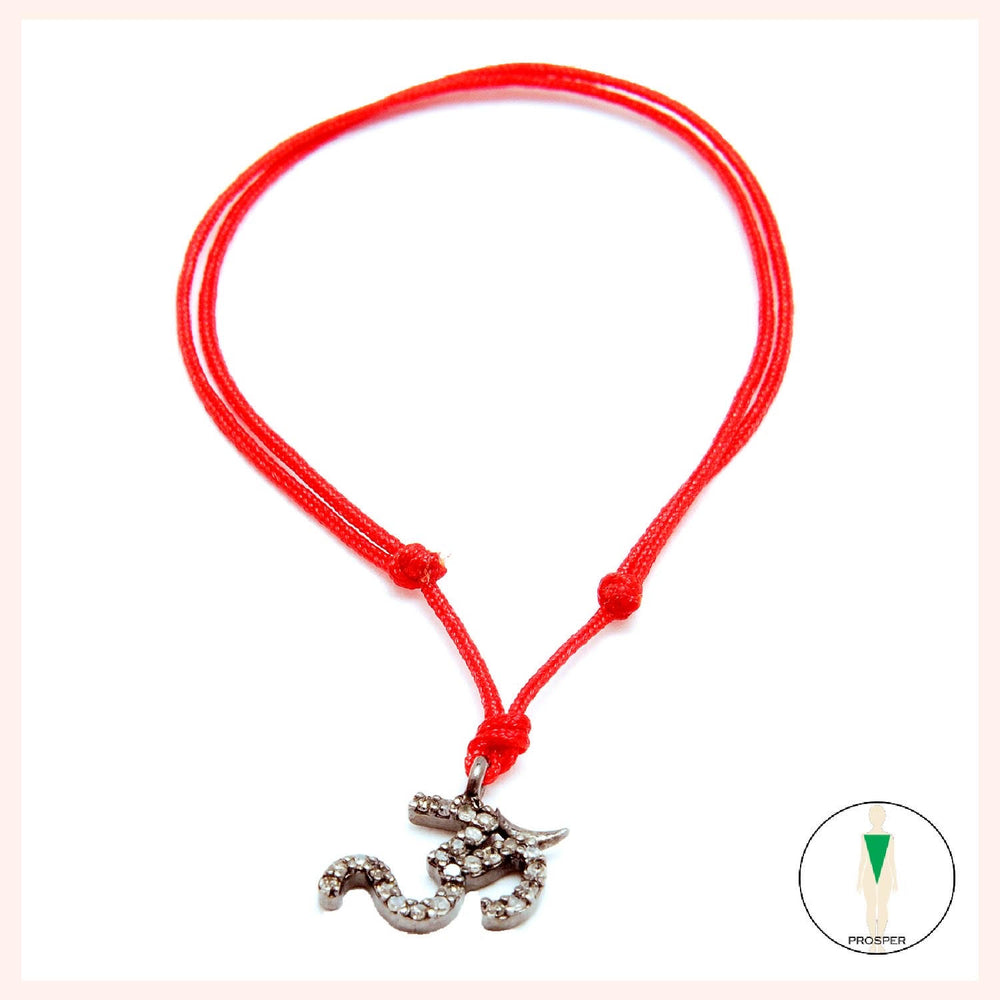 """Red Cord"" Diamond Blessings"