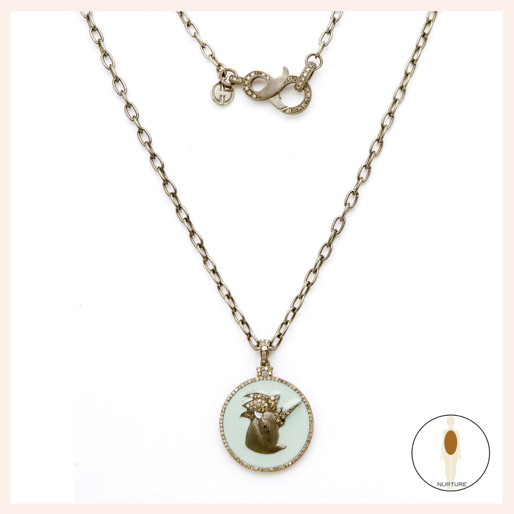 Goddess Dream Unicorn Necklace