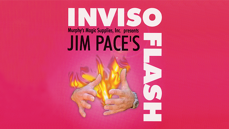 Inviso Flash de Jim Pace - Truco.
