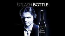 Load image into Gallery viewer, Splash Bottle 2.0 (Gimmick and Online Instructions) by David Stone & Damien Vappereau