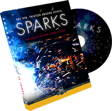 Load image into Gallery viewer, Sparks by JC James - DVD