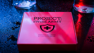 Project: Swiss Army (Gimmicks and Online Instructions) by Brandon David and Chris Turchi - Trick