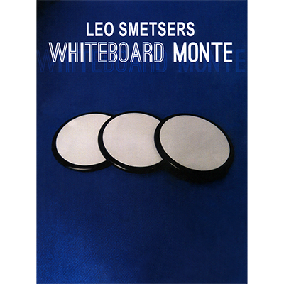 Whiteboard Monte by Leo Smetsers - Trick.