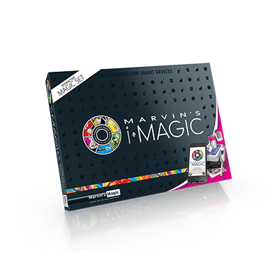 Marvins iMagic Interactive Box of Tricks - Trick.