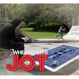 Wheabster's JOT (DVD and Gimmick) - DVD