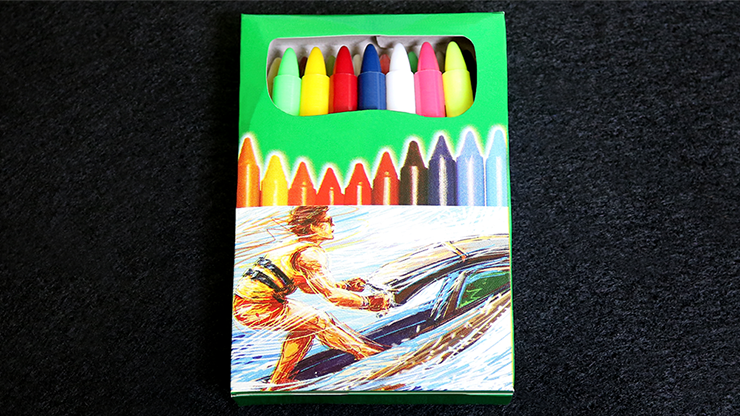 Vanishing Crayons by Mr. Magic - Trick