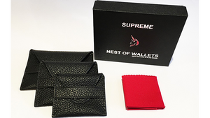 Supreme Nest of Wallets (AKA Nest of Wallets V2) by Nick Einhorn and Alan Wong - Trick