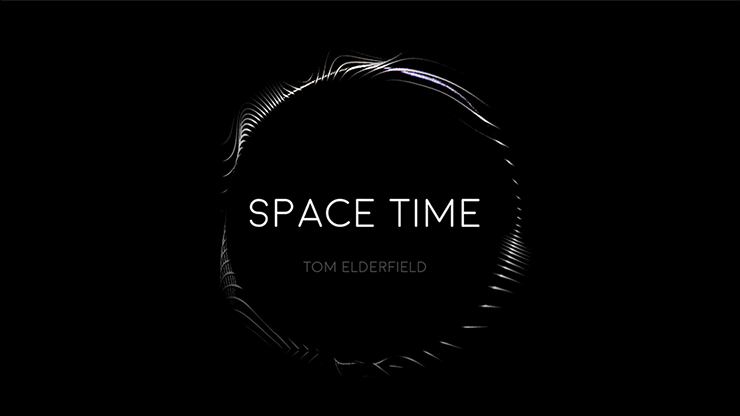 Space Time Blue (Gimmick and Online Instructions) by Tom Elderfield - Trick