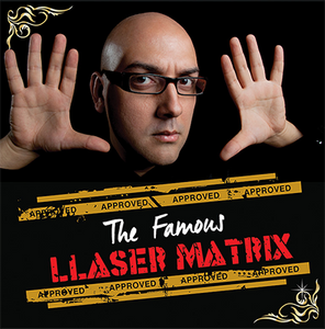 The Famous Llaser Matrix (Gimmick and Online Instructions) by Manuel Llaser (V0019) - Trick