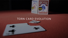 Load image into Gallery viewer, Torn Card Evolution (TCE) by Juan Pablo - Trick