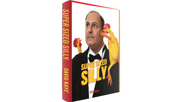 Super Sized Silly by David Kaye - Book