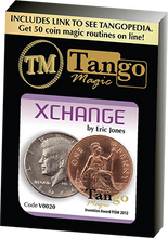 Load image into Gallery viewer, Xchange (Online Instructions and Gimmicks) V0020 by Eric Jones and Tango Magic - Trick