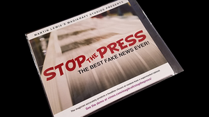 Stop the Press by Martin Lewis - Trick