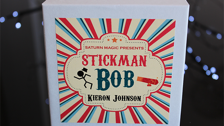 Stickman Bob by Kieron Johnson - Trick