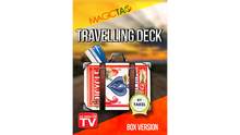 Load image into Gallery viewer, Travelling Deck Box Version Red (Gimmick and Online Instructions) by Takel - Trick