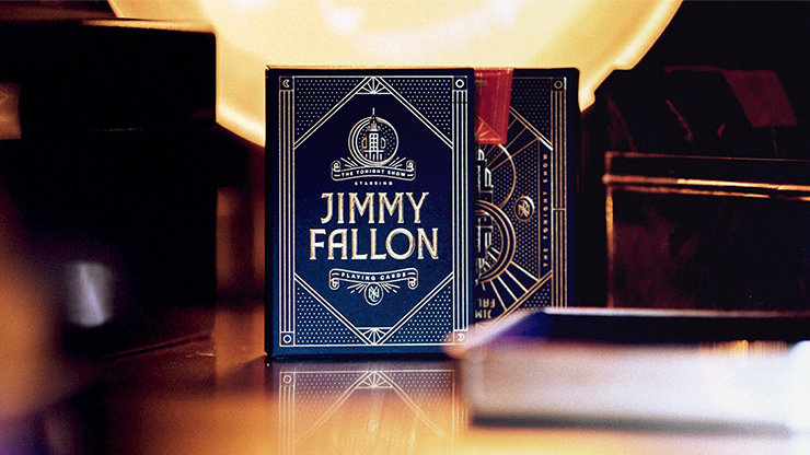 Jimmy Fallon Playing Cards de Theory11.