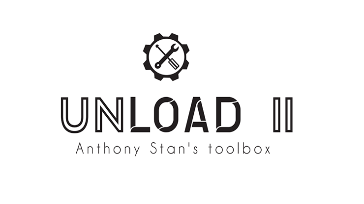 UNLOAD 2.0 RED by Anthony Stan and Magic Smile Productions - Trick
