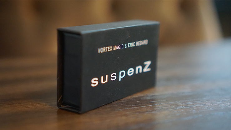 Suspenz (Gimmicks and Online Instructions) by Eric Bedard and Vortex Magic- Trick