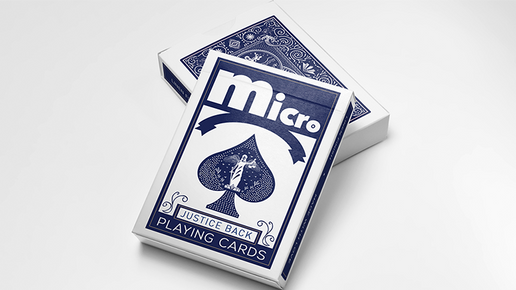 Micro Blue (Gimmick and Online Instructions) by Alchemy Insiders - Trick.