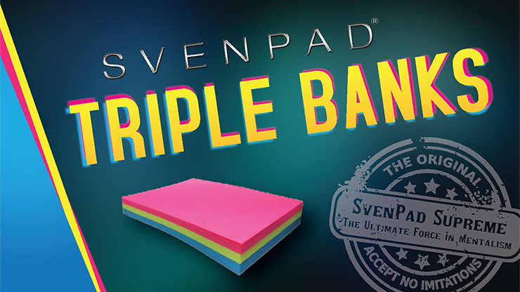 SvenPad�Õå Triple Banks (Single) - Trick
