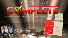 Load image into Gallery viewer, SvenPad¥Ô Complete (Movies Edition) - Trick
